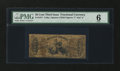 Fractional Currency:Third Issue, Fr. 1371 50¢ Third Issue Justice PMG Good 6....