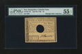 Colonial Notes:New Hampshire, New Hampshire April 29, 1780 $4 PMG About Uncirculated 55 EPQ....