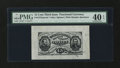 Fractional Currency:Third Issue, Fr. 1272sp 15¢ Third Issue PMG Extremely Fine 40 EPQ....