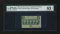 Fractional Currency:First Issue, Fr. 1310 50¢ First Issue PMG Choice Uncirculated 63 EPQ....