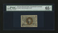 Fractional Currency:Second Issue, Fr. 1245 10¢ Second Issue PMG Gem Uncirculated 65 EPQ....