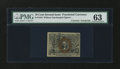 Fractional Currency:Second Issue, Fr. 1244 10¢ Second Issue with James Gilfillan Courtesy Autograph PMG Choice Uncirculated 63....