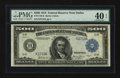 Large Size:Federal Reserve Notes, Fr. 1132-K $500 1918 Federal Reserve Note PMG Extremely Fine 40EPQ....
