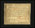 Colonial Notes:Rhode Island, Rhode Island June 1780 $7 Fully Signed. Very Fine....