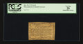 Colonial Notes:Massachusetts, Massachusetts June 18, 1776 2s/4d PCGS Very Fine 20....