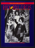 "Movie Posters:Rock and Roll, The Rolling Stones' Rock & Roll Circus (Chronicle Books, 1991).Book (9.5"" X 13""). Rock and Roll.. ..."