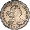 Early Half Dimes, 1796 H10C LIKERTY--Improperly Cleaned--NGC. AU Details....