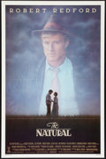"""Movie Posters:Sports, The Natural Lot (Tri-Star, 1984). One Sheets (2) (27"""" X 41""""). Sports.. ... (Total: 2 Items)"""