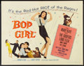 """Movie Posters:Musical, Bop Girl Goes Calypso (United Artists, 1957). Half Sheet (22"""" X28""""). Musical.. ..."""