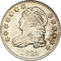 Bust Dimes, 1825 10C MS63 NGC....