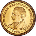 Commemorative Gold, 1904 G$1 Lewis and Clark MS65 PCGS....