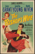 """Movie Posters:Comedy, The Bishop's Wife (RKO, 1948). One Sheet (27"""" X 41""""). Comedy.. ..."""