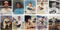 Autographs:Photos, Baseball Hall of Famers Signed Photographs Lot of 10.... (Total: 10 items)