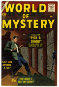 Silver Age (1956-1969):Horror, World of Mystery #7 (Atlas, 1957) Condition: VF....