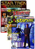Memorabilia:Movie-Related, Assorted Science Fiction Movie-Related Books and Magazines (Various, 1990s)....