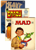 Magazines:Miscellaneous, Humor, Heavy Metal, and Comic Collecting Magazines - Short BoxGroup (Various, 1967-2002)....