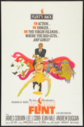 "Movie Posters:Action, In Like Flint (20th Century Fox, 1967). One Sheet (27"" X 41"").Action.. ..."