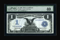 Large Size:Silver Certificates, Fr. 229a $1 1899 Silver Certificate PMG Extremely Fine 40....