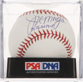 Autographs:Baseballs, Joe Morgan Single Signed Baseball PSA Mint 9....