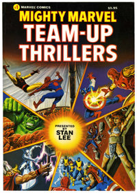 Mighty Marvel Team-Up Thrillers (Marvel, 1983) Condition: VF/NM