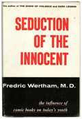 Memorabilia:Miscellaneous, Seduction of the Innocent (Rinehart, 1953) Condition: VF....