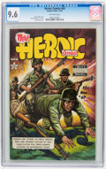 Golden Age (1938-1955):Adventure, Heroic Comics #69 (Eastern Color, 1951) CGC NM+ 9.6 Off-whitepages....