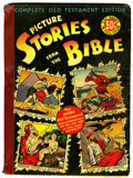 Golden Age (1938-1955):Religious, Picture Stories from the Bible - Complete Old Testament (EC, 1943)Condition: VG....