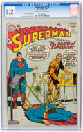 Silver Age (1956-1969):Superhero, Superman #118 (DC, 1958) CGC NM- 9.2 Off-white to white pages....