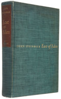 Books:Signed Editions, John Steinbeck. East of Eden. New York: The Viking Press,1952.. First edition, limited to 1,500 copies signed b...