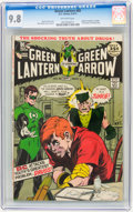 Bronze Age (1970-1979):Superhero, Green Lantern #85 (DC, 1971) CGC NM/MT 9.8 Off-white pages....