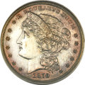 Patterns, 1879 $1 Metric Dollar, Judd-1617, Pollock-1813, R.4, PR62 PCGS....
