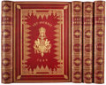 Books:First Editions, The Art-Journal. London: George Virtue, 1849; 1850; 1851;1852. First editions. Four large quarto volumes. With hundreds...(Total: 4 Items)