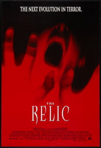 """The Relic (Paramount, 1997). One Sheets (2) (27"""" X 40"""") DS Regular and Advance. Horror. ... (Total: 2 Items)"""