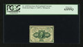 Fractional Currency:First Issue, Fr. 1240 10¢ First Issue PCGS Choice New 63PPQ....