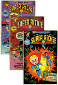 Bronze Age (1970-1979):Cartoon Character, Super Richie Plus File Copy Group (Harvey, 1975-) Condition:Average VF/NM.... (Total: 22 Comic Books)
