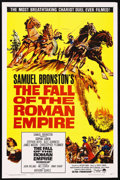 """Movie Posters:Historical Drama, The Fall of the Roman Empire (Paramount, 1964). One Sheet (27"""" X41""""). ..."""