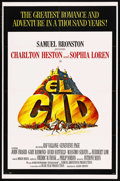 "Movie Posters:Adventure, El Cid (Allied Artists, 1961). One Sheet (27"" X 41""). ..."