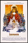 """Movie Posters:Fantasy, Labyrinth (Tri Star Pictures, 1986). One Sheet (27"""" X 41"""").Fantasy. Starring David Bowie, Jennifer Connelly, Toby Froud, Sh..."""
