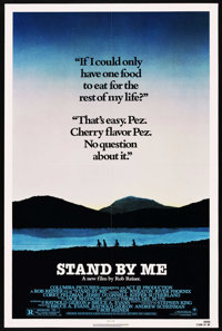 """Stand By Me (Columbia, 1986). One Sheet (27"""" X 41"""")"""