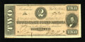 Confederate Notes:1864 Issues, T70 $2 1864.. . ...