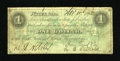 Obsoletes By State:Ohio, Niles, OH- First National Bank Of Warren $1 Nov. 17, 1873. ...