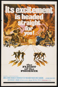 "Movie Posters:Adventure, The Flight of the Phoenix (20th Century Fox, 1965). One Sheet (27""X 41""). ..."