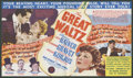 "Movie Posters:Drama, The Great Waltz (MGM, 1938). Herald (6.75"" X 11.5"" Folded Out). Drama.. ..."
