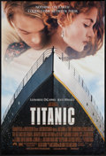 "Movie Posters:Drama, Titanic Lot (20th Century Fox, 1997). One Sheets (2) (27"" X 40"") DS. Drama.. ... (Total: 2 Items)"