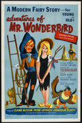 "Movie Posters:Animated, The Adventures of Mr. Wonderbird (Lippert, 1952). One Sheet (27"" X 41""). Animated.. ..."