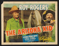 "Movie Posters:Western, The Arizona Kid (Republic, 1939). Lobby Card Set of 8 (11"" X 14""). Western.. ... (Total: 8 Items)"