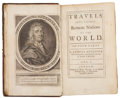 Books:Fiction, [Jonathan Swift]. Travels into Several Remote Nations of theWorld. In Four Parts. By Lemuel Gulliver, first a S... (Total:2 Items)