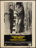 "Movie Posters:Academy Award Winners, Midnight Cowboy (United Artists, 1969). Poster (30"" X 40""). AcademyAward Winners.. ..."