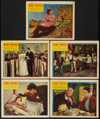 """Our Town (United Artists, 1940). Lobby Cards (5) (11"""" X 14""""). Fantasy. ... (Total: 5 Items)"""