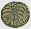 Ancients:Judaea, Ancients: Judaea. Bar Kochba Revolt. 132-135 C.E. AE 23 mm (8.65 g,12 h). Year 2 (133/4 C.E.)(?)....